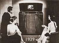 GE Television for '39